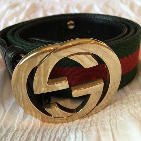 afbefb76889 Gucci Accessories - Gucci Signature Web Belt
